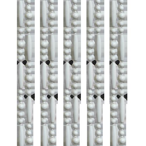 Rideau de perles décoratif pour mettre en valeur sa maison.